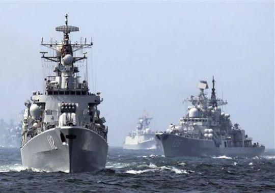 Trung - Nga thách thức Mỹ - Ảnh 1.