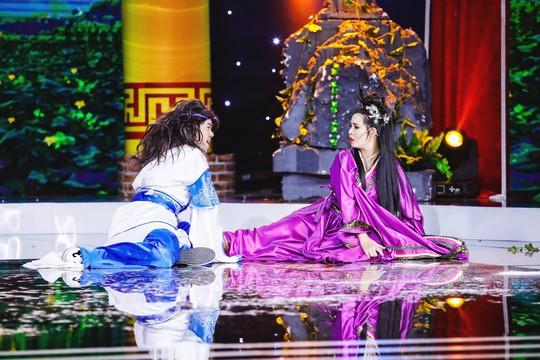 Việt Hương ấm lòng với tình bạn 20 năm của Chuẩn Đam Mê - Ảnh 2.