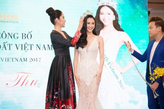 Hà Thu được chọn tranh vương miện Hoa hậu Trái Đất  - Ảnh 3.