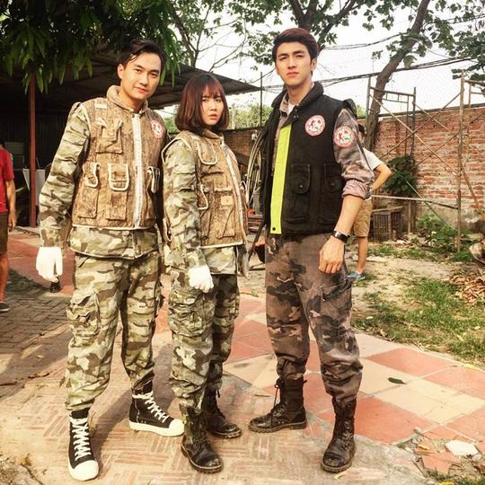 Xem Em bé Hà Nội Lan Hương làm mẹ chồng cay nghiệt - Ảnh 3.