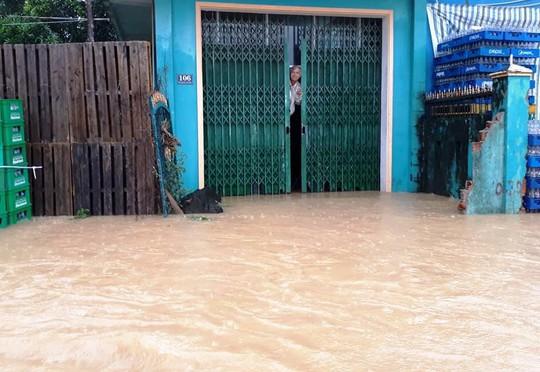 Đà Nẵng- Quảng Trị: Hàng ngàn nhà dân còn ngập sâu trong nước - Ảnh 1.