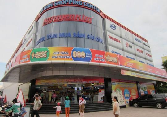 Nguyễn Kim đổ thêm vốn vào công ty dược phẩm - Ảnh 1.