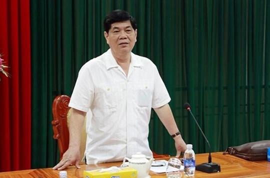 Ông Nguyễn Phong Quang bị cắt mọi chức vụ về Đảng - Ảnh 1.