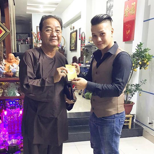 Con trai nghệ sĩ Nguyễn Sanh muốn nối ngôi cha - Ảnh 2.