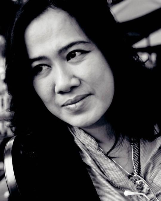 Nhà văn Nguyễn Thị Thu Huệ đắc cử Chủ tịch Hội Nhà văn Hà Nội - Ảnh 1.