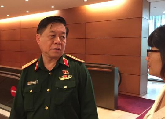 Bộ Quốc phòng kỷ luật cảnh cáo Phó Tư lệnh Quân khu 1         - Ảnh 1.