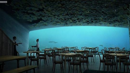 Châu Âu sắp có nhà hàng dưới đáy biển đầu tiên - Ảnh 1.