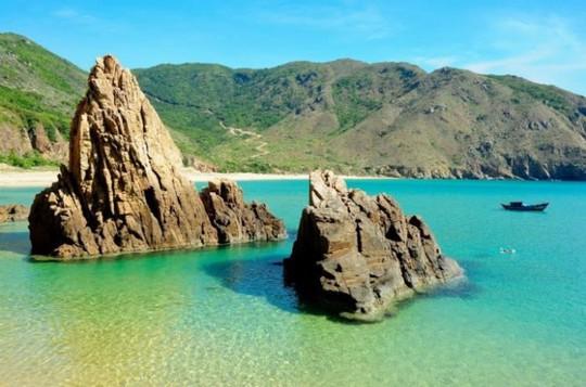5 bãi biển dự đoán hút khách nhất mùa hè 2017
