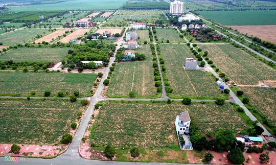Nhơn Trạch: Tàn tích của siêu đô thị sau những tin đồn - Ảnh 2.