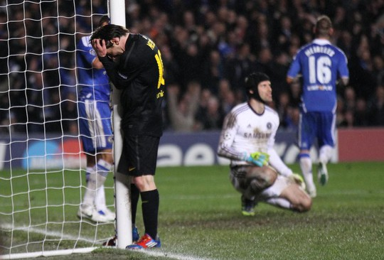 Messi chỉ ngán mỗi Chelsea - Ảnh 5.