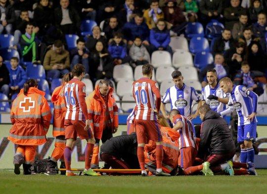 Torres suýt chết sau chấn thương kinh hoàng