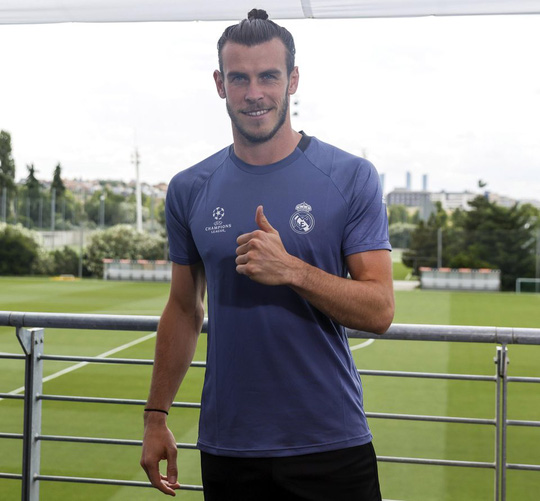 Chung kết Champions League: Bale chưa sẵn sàng, Ronaldo tự tin vô địch - Ảnh 4.
