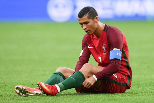 Ronaldo trốn giới truyền thông sau cáo buộc gian lận thuế - Ảnh 3.