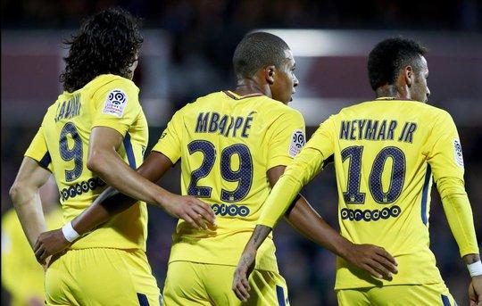 PSG đại thắng trong ngày Mbappe ra mắt - Ảnh 2.