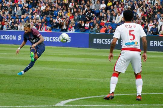 Xem Neymar lập siêu phẩm, PSG đại thắng Bordeaux - Ảnh 1.