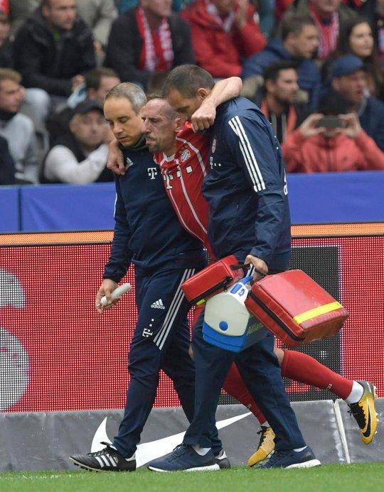Ribery có nguy cơ giã từ sự nghiệp vì chấn thương - Ảnh 5.