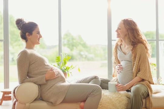 Mẹ mang thai quá dày, con dễ tự kỷ - Ảnh 1.