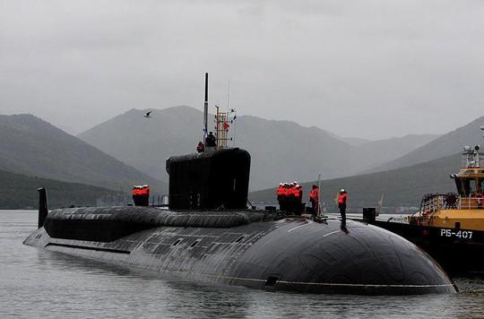 Siêu tàu ngầm Nga khiến đối thủ Mỹ lép vế - Ảnh 2.