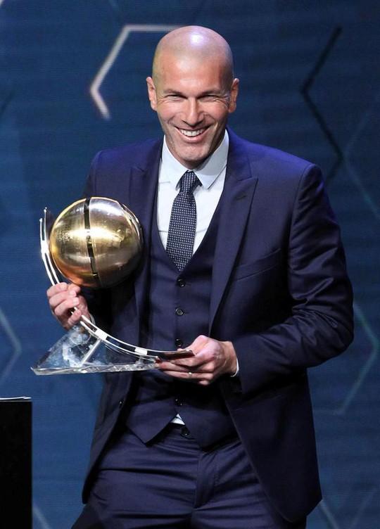 Thầy trò Ronaldo ẵm giải thưởng Toàn cầu tại Dubai - Ảnh 3.