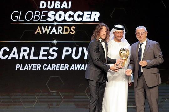 Thầy trò Ronaldo ẵm giải thưởng Toàn cầu tại Dubai - Ảnh 5.