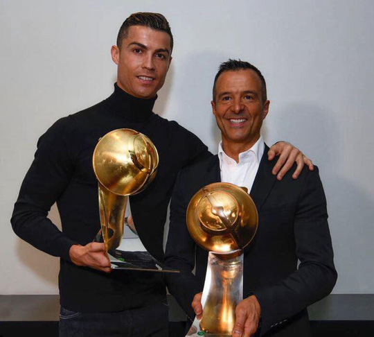 Thầy trò Ronaldo ẵm giải thưởng Toàn cầu tại Dubai - Ảnh 2.