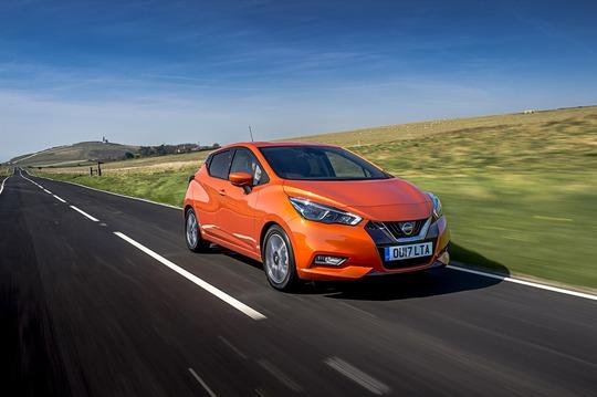 Nissan Micra mới thách thức Ford Fiesta