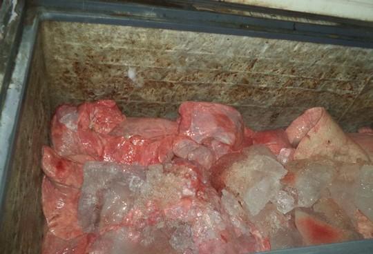 Đề xuất cấm nhập khẩu nội tạng động vật về làm thức ăn - Ảnh 1.