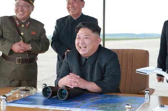 Triều Tiên muốn có lực lượng quân sự ngang bằng Mỹ - Ảnh 3.
