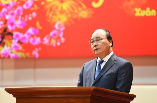 Thủ tướng khẳng định Đảng, Nhà nước và quân đội đặt trọn niềm tin đối với tình báo quốc phòng
