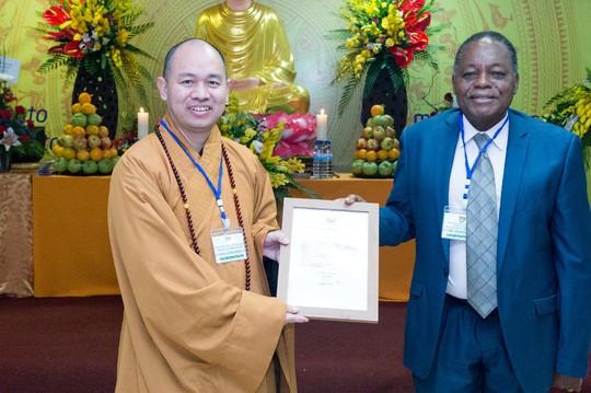 Lập Trung tâm đầu tiên của Phật giáo Việt Nam tại châu Phi - Ảnh 9.