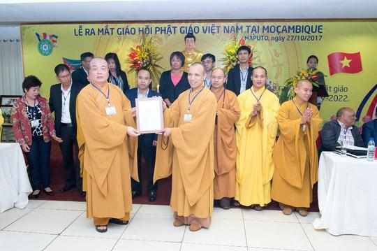 Lập Trung tâm đầu tiên của Phật giáo Việt Nam tại châu Phi - Ảnh 10.