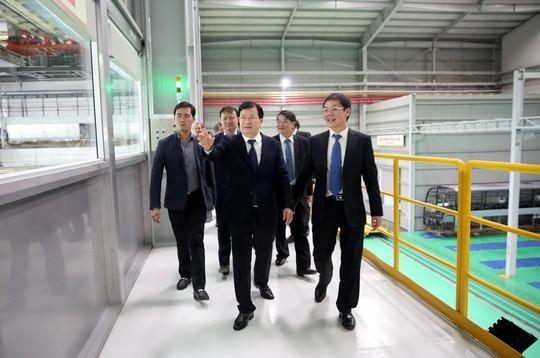 Trường Hải xuất khẩu gần 1.200 xe bus sang Thái, Đài Loan, Philippines, Campuchia - Ảnh 2.