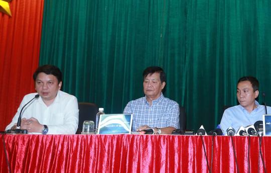 VFF: HLV Hữu Thắng chủ động không dự họp báo - Ảnh 1.
