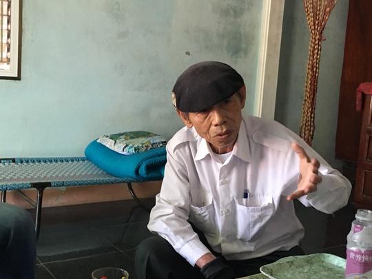 Ông Huỳnh Tấn Phú cho rằng kết quả giải quyết đơn tố cáo đối với ông Lê Kim Toàn chưa thỏa đáng