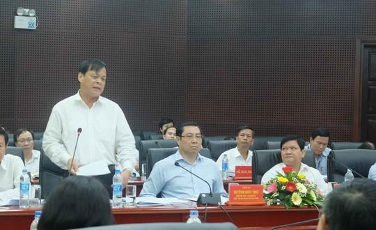 Ông Võ Ngọc Đồng, Giám đốc Sở Nội vụ TP Đà Nẵng lý giải việc Sở Y tế Đà Nẵng hiện có đến 5 phó giám đốc