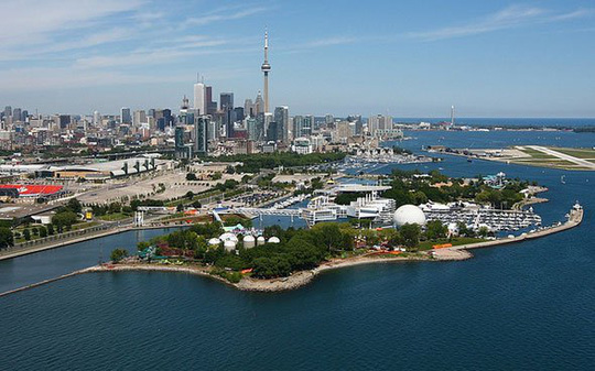 Tỉnh Ontario - Canada sẽ thử nghiệm chương trình thu nhập cơ bản. Ảnh: Kush Tourism