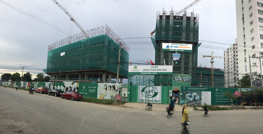 Green Town Bình Tân chính thức mở bán hơn 400 căn hộ Block B1 - Ảnh 1.