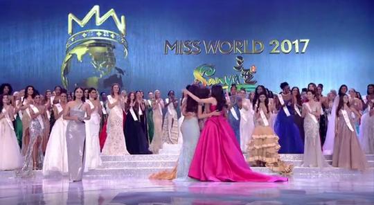 Đỗ Mỹ Linh vào thẳng tốp 40 Hoa hậu Thế giới 2017 - Ảnh 2.