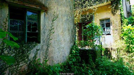 Đảo Yim Tin Tsai từng là quê hương của cộng đồng người Hakka. Ảnh: Kate Springer