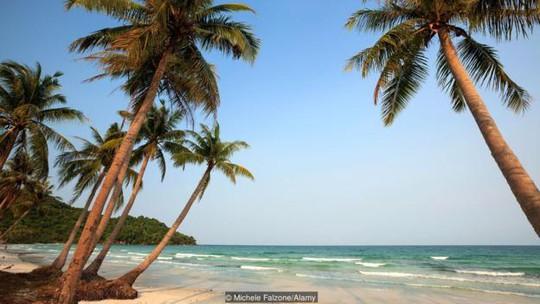 Đảo Phú Quốc của Việt Nam. Ảnh: Alamy