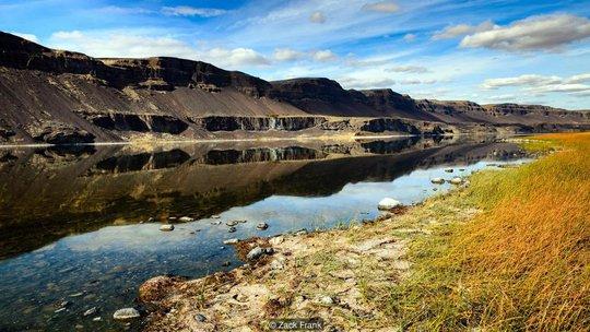 Lần theo dấu vết thác nước lớn nhất lịch sử Trái Đất - Ảnh 1.