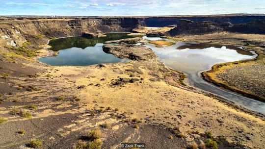 Lần theo dấu vết thác nước lớn nhất lịch sử Trái Đất - Ảnh 4.