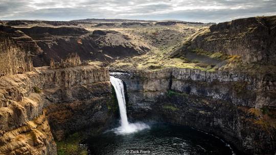 Lần theo dấu vết thác nước lớn nhất lịch sử Trái Đất - Ảnh 8.