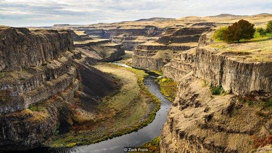 Lần theo dấu vết thác nước lớn nhất lịch sử Trái Đất - Ảnh 9.