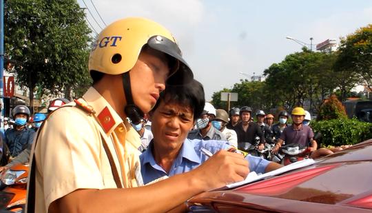 Bảo vệ Nguyễn Ngọc Trưng khai với công an
