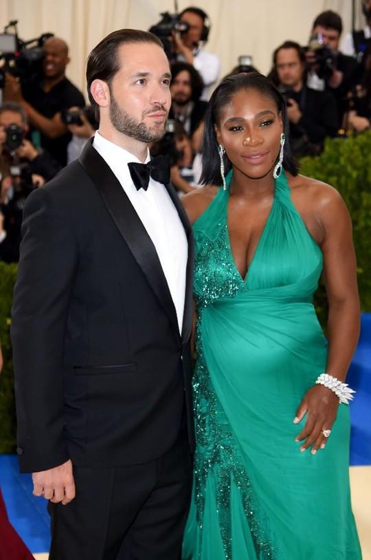 Serena Williams làm lễ cưới ở New Orleans - Ảnh 2.