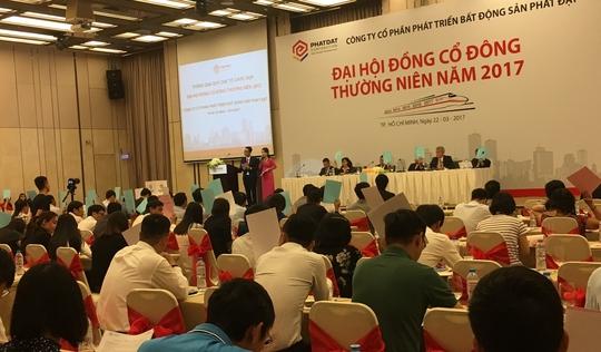 Phát Đạt không bán dự án cho đại gia Trương Mỹ Lan - Ảnh 1.