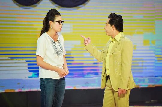 tiết mục trình diễn trong đên chung kết của Phạm Yến