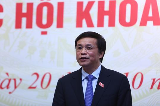 Tổng Thanh tra Chính phủ có đơn xin thôi chức vì lý do cá nhân - Ảnh 1.
