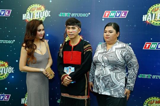 Phi Thanh Vân làm khách mời hỗ trợ cho cặp đôi Châu Gia Kiệt - Tuyền Mập